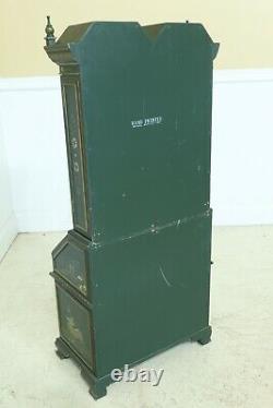 32102EC MAITLAND SMITH Small Scale Chinoiserie Secretary Desk