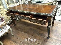 Antique French Louis style secretary desk
