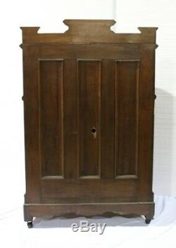 Antique Wooton Patent Secretary Desk