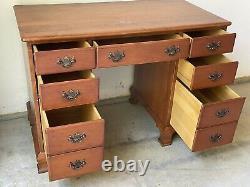 Antique furniture desk secretaries