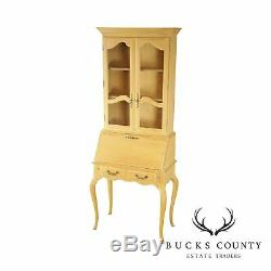 Ethan Allen French Country Style Secretary Desk