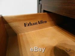 Ethan Allen Georgian Court Secretary Desk