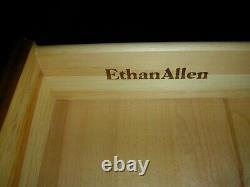 Ethan allen country craftsman secretary desk
