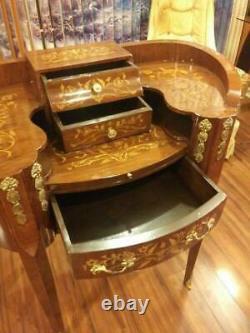 French Secretary Desk (Handmade Custom Order) NC PICKUP ONLY
