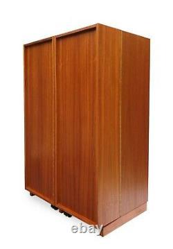 Glasdam Jensen Teak Magic Box Hideaway Desk Secretary Vantinge Mobelindustri