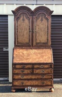 Hooker Furniture Seven Seas Collection Antique Secretary Desk Amazing Shape