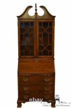 JASPER CABINET Solid Cherry Traditional Style 31 Secretary Desk w. Display B