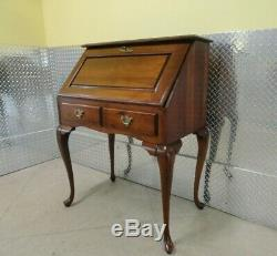 Lenoir House Broyhill Queen Anne Secretary Style Desk #3220-05