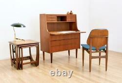 Mid Century Secretary Desk by Royal Board Sweden