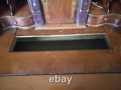 Older Secretary Desk with Hutch with many drawers and hidden spaces
