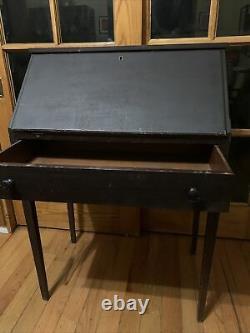 Paine Furniture Company Fold Down Secretary Desk
