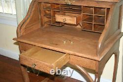 Roll Top Secretary Desk