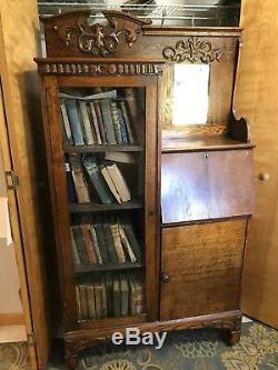 Secretary bookcase Antique Desk