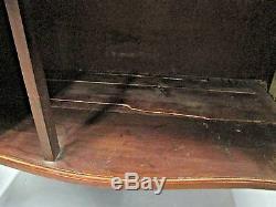 Seymour Manor Federal Mahogany Secretary Desk Rare Double Tambour Circa 1800